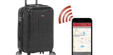 פטנט גאוני: המוצר שיאתר לכם מזוודה אבודה בכל מקום בעולם