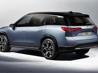 רכב, מכונית חשמלים nio/ צילום: יחצ