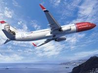 מטוס נורוויג'יאן / צילום: צילום מסך אתר נורוויג'יאן