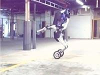 רובוט חברת בוסטון/ צילום: מתוך הוידאו