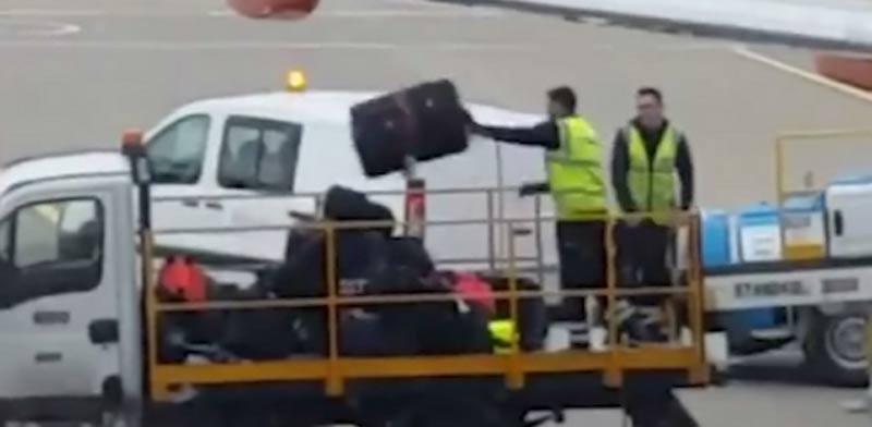 מזוודות, איזיג'ט / צילום: מתוך הוידאו