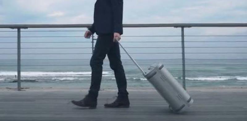 Samsara suitcase photo: video