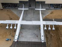 stratolaunch צילום: stratolaunch