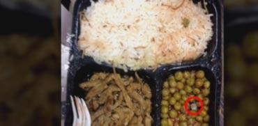 תיעוד מזעזע: כך נראה האוכל שאוכלים ילדים בצהרונים בארץ