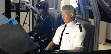 בואינג מציגה פתרון יוצא דופן להכשרת טייסים למטוסי נוסעים