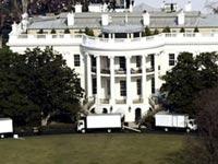6 שעות, 100 פועלים: כך נראה מבצע חילוף דיירים בבית הלבן