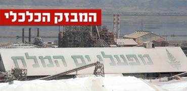 חיפה כימיקלים סוגרת את שעריה- 800 עובדים יפוטרו