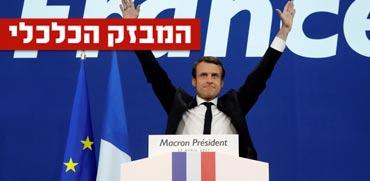 חגיגה גדולה בשווקים אחרי הבחירות בצרפת