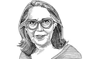 סטלה קורין ליבר / איור: גיל ג'יבלי