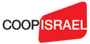 Co Op Israel | English Logo 180X88