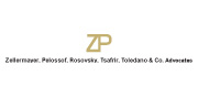 Zellermayer, Pelossof, Rosovsky, Tsafrir, Toledano & Co., Advocates | English Logo 180x88