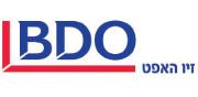 BDO זיו האפט | לוגו