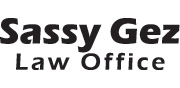 Sassy Gez Law Office | Logo Eng