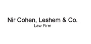 Nir Cohen, Leshem & Co. | English Logo 180X88