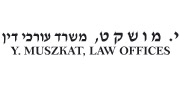 Y. Muszkat, Law Offices | Logo English