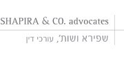 Shapira & Co. | logo eng