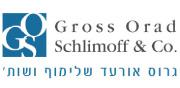 גרוס אורעד שלימוף ושות' | לוגו עברית 180X88