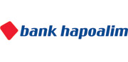 בנק הפועלים | לוגו | אנגלית