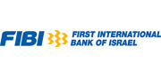 First International Bank of Israel (FIBI) | logo eng