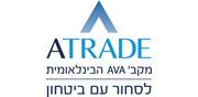 ATRADE | לוגו עברית