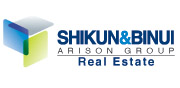 Shikun & Binui Real Estate | logo eng
