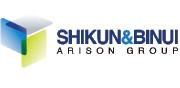 Shikun & Binui Ltd. | logo eng