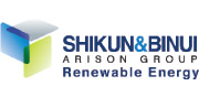 Shikun & Binui Renewable Energy | logo eng
