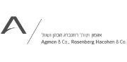 Agmon & Co., Rosenberg Hacohen & Co. | logo