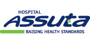 Assuta Medical Centers  | English Logo 180X88