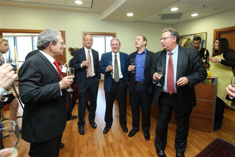 תמונה23   מפגש בכירי עורכי הדין בישראל 2013   צילום קובי קנטור