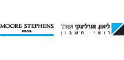לוגו עברית 180X88 | ליאון, אורליצקי ושות' MOORE STEPHENS ISRAEL