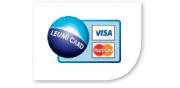 Leumi Card Ltd. | logo