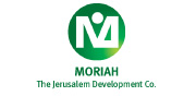 English Logo 180X88 | Moriah Jerusalem Development Company Ltd.