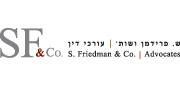 ש. פרידמן ושות', עורכי דין | לוגו