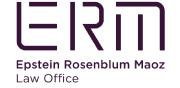 Epstein Rosenblum Maoz (ERM) | logo