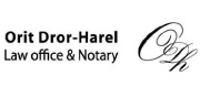 Orit Dror-Harel, Law Office & Notary | logo