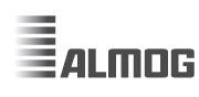 Almog Group. | logo