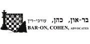 בר-און, כהן, עורכי-דין | לוגו