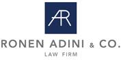 Ronen Adini & Co. Law firm | logo
