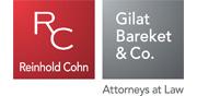 Gilat, Bareket & Co., Reinhold Cohn Group | logo