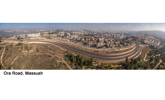 Ora Road, Massuah | Moriah Jerusalem Development Company Ltd. | PR