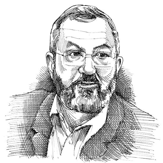 אהוד ברק / איור: גיל ג'יבלי