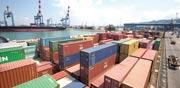 הקמת הנמל החדש: אלה ההצעות שהגישו הקבוצות/מכולות בנמל / צילום: רויטרס