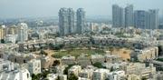 נוף תל אביבי  / צילום: איל יצהר
