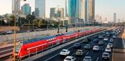 """הרכבת החשמלית יוצאת לדרך; כץ: """"תשנה התחבורה בישראל""""/רכבת ישראל / צילום: רכבת ישראל"""