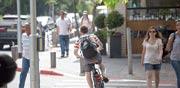 רוכב אופניים / צילום אילוסטרציה : שלומי יוסף
