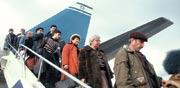 עולים מרוסיה / צילום: משה שי