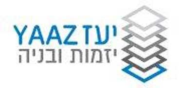 """י.ע.ז יזמות ובניה- לוגו / צילום: יח""""צ"""
