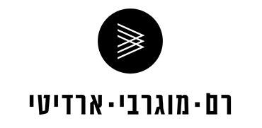 """לוגו רם- מוגרבי -ארדיטי / צילום: יח""""צ"""