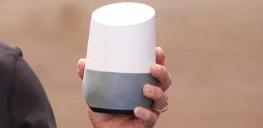רמקול חכם של גוגל, Google Home / צילום: וידאו